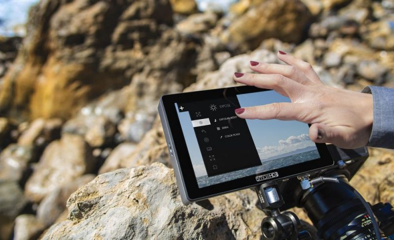 SmallHD 702 Touch NAB 2019