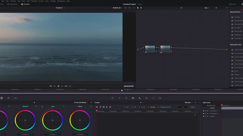 How to Remove a Moving Object in DaVinci Resolve 16 | 4K