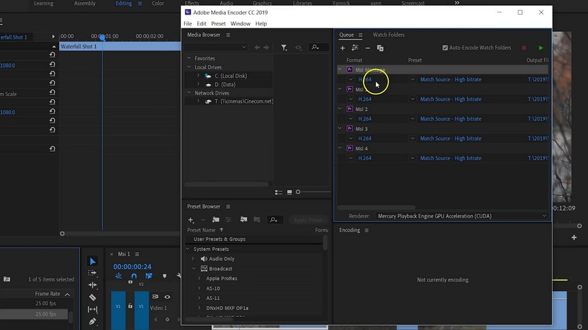 5 Tips to Export Faster in Premiere Pro CC | 4K Shooters