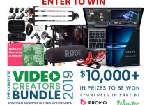 The Complete Video Creators Bundle 2019 is Coming Soon – Enter the 5DayDeal Giveaway to Win!