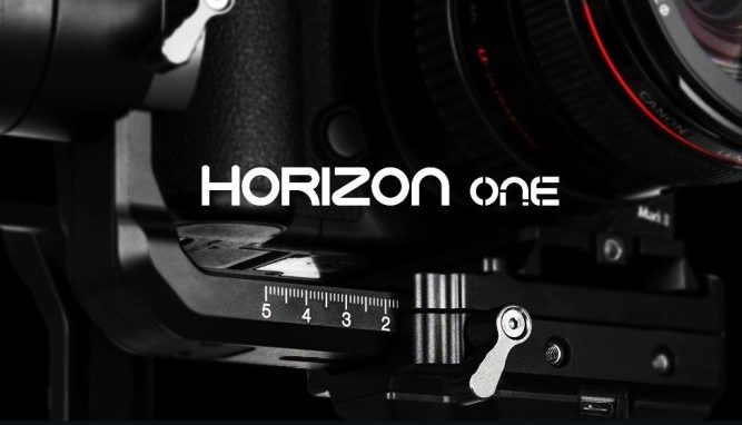 Horizon One Handheld Gimbal from E-Image Announced