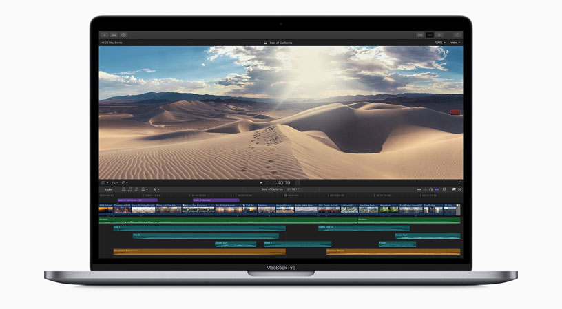 "Apple Unveils the Fastest 15"" MacBook Pro Yet"