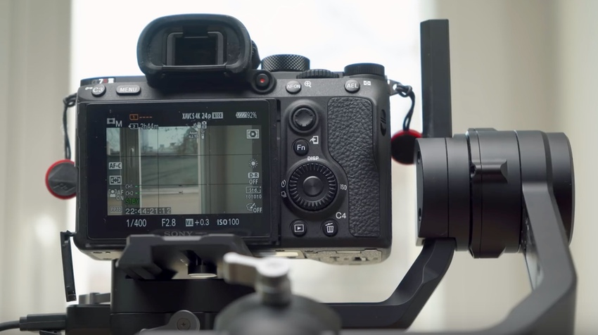 How to Set Up Sony A7III for DJI RONIN-S Focus Pulling | 4K