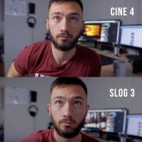 Sony picture profile comparison
