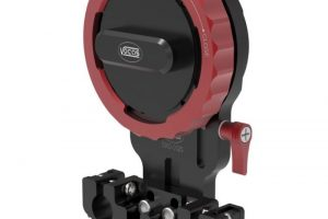 Vocas Canon RF to PL adapter and New Baseplate for RED