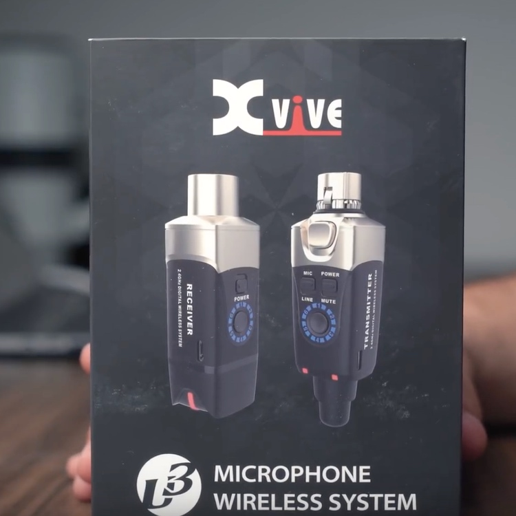 Wireless Kit Xvive U3