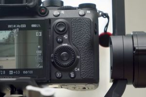 How to Set Up Sony A7III for DJI RONIN-S Focus Pulling