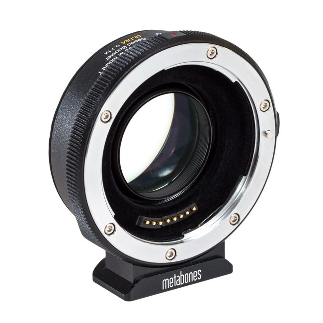 Canon EF to EOS M Speed booster Ultra 0.71x