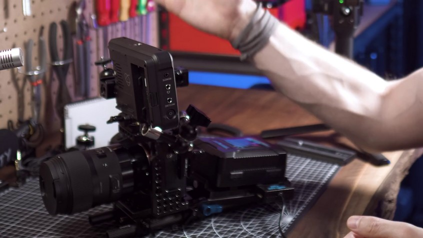 Building the Ultimate Sony A7III Rig | 4K Shooters