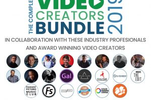 The Complete Video Creators Bundle 2019 is Now LIVE! Get Whopping 95% OFF!