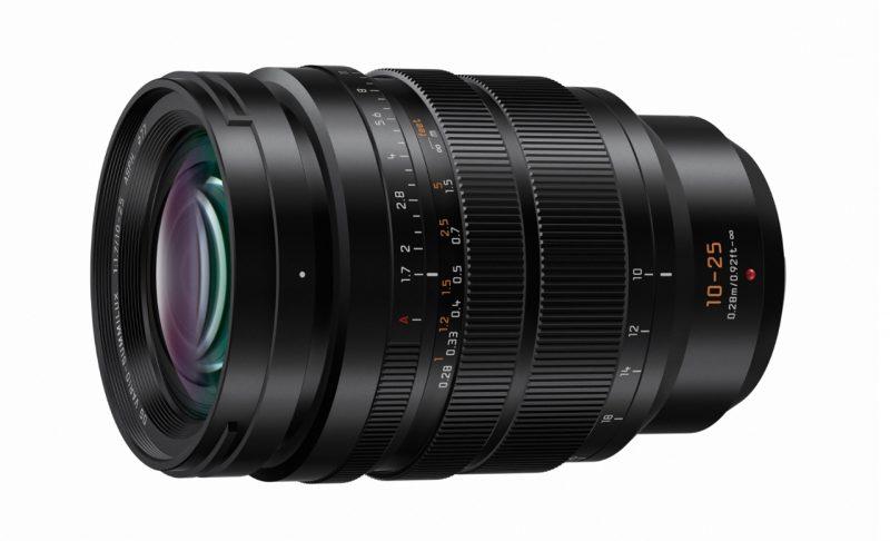 Panasonic Lumix Leica DG-Vario Summilux 10-25mm f1.7 APSH MFT Micro Four Thirds