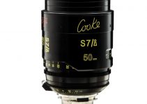 Cooke S7/i full frame lenses