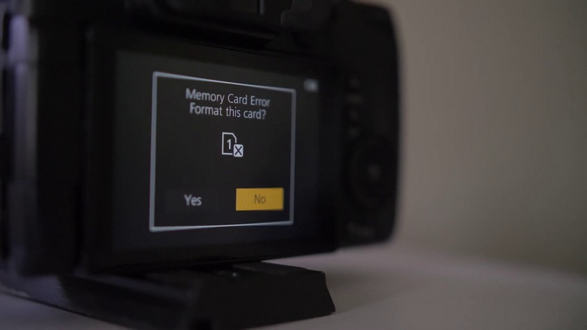 How to Restore Your Videos of a Corrupted SD Card | 4K Shooters