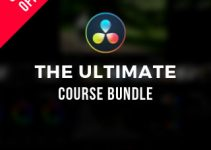 4th of July Sale! Save 85% on the Ultimate DaVinci Resolve 16 Course Bundle + FREE Gifts