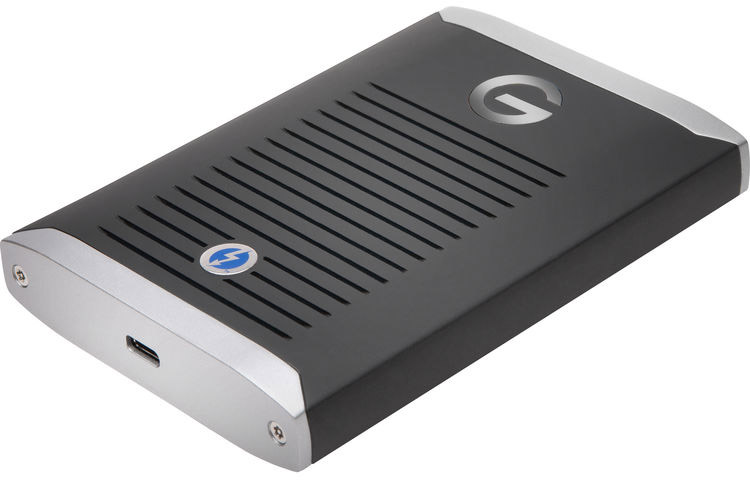 Closer Look at the Blazing Fast G-Drive Mobile Pro