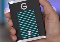 Closer Look at the Blazing Fast G-Drive Mobile Pro Thunderbolt 3 SSD