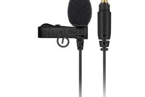 Meet the RODE Lavalier GO – a Tiny Professional-Grade Lavalier Mic