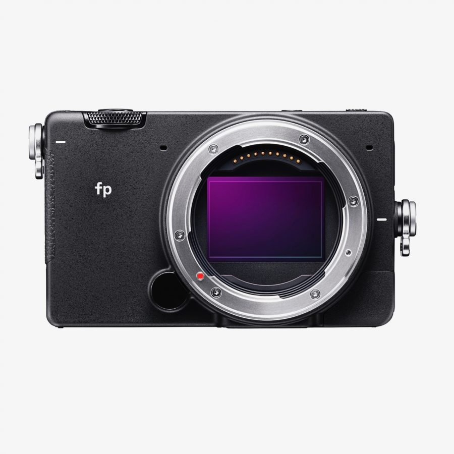 Sigma FP Mirrorless FF Camera L mount