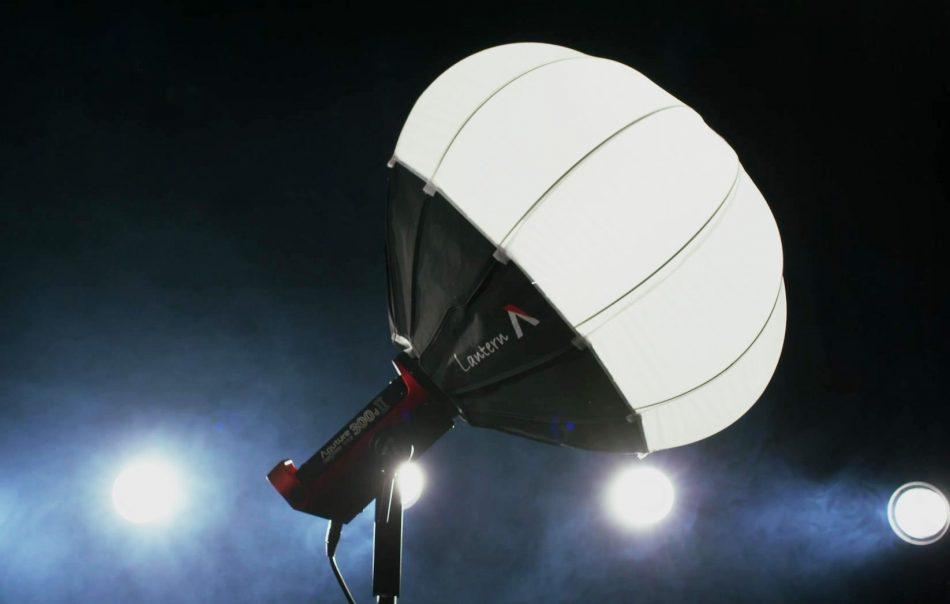 Aputure Lantern modifier