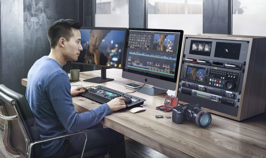 blackmagic davinci-resolve 16.1