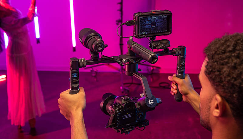 Benro Introduces the X-Series Line of Foldable Gimbals for Smartphones, DSLRs, and Mirrorless Cameras