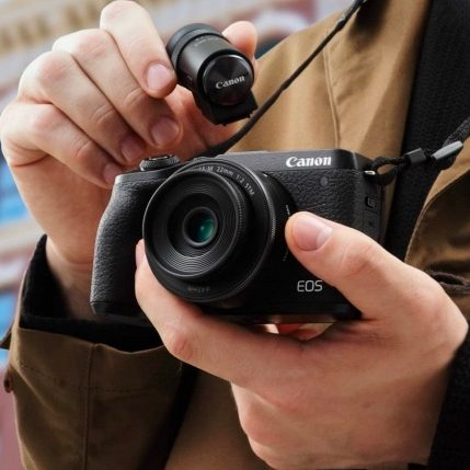 Canon EOS M6 Mark II and Canon EOS 90D Coming Soon