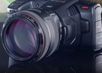 Blackmagic Pocket 6K EF Camera