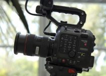 Canon C500 Mark II Hands On and First Look