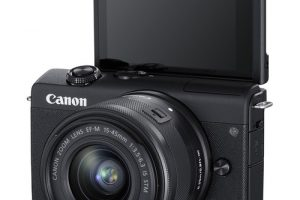 Canon EOS M200 Announced with 4K and Eye-Detect AF