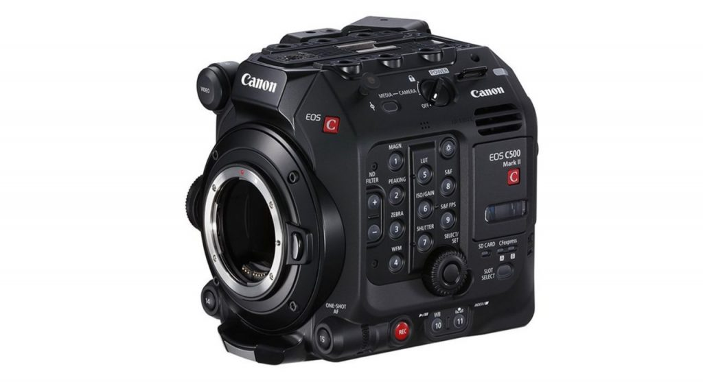 Report Canon About To Announce A New Cinema Eos Camera Prior To Nab 4k Shooters