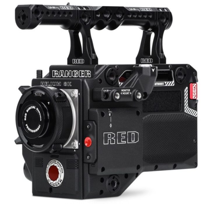RED Ranger Helium 8K S35 Camera
