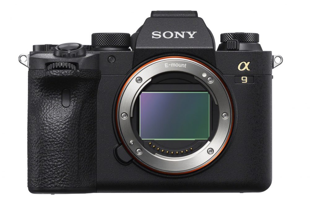 Sony a9 II front 24mp full frame