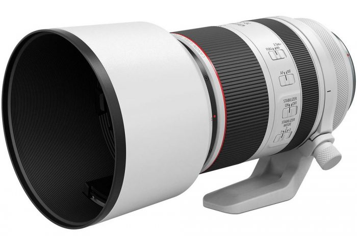 Canon RF 70-200mm f2.8 IS mirrorless EOS RP EOS R