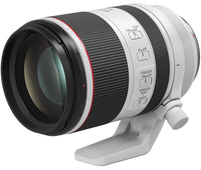 Canon RF 70-200mm f2.8 IS mirrorless EOS RP R