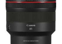 Canon RF 85mm 1.2 DS