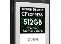 Delkin CFexpress 512GB