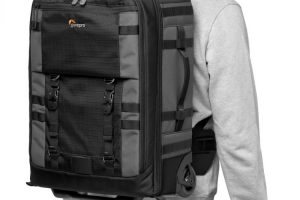 LowePro Pro Trekker backpacks