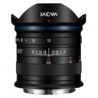 Laowa 17mm f1.8 MFT micro four thirds