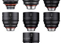 Save Up to Whopping $4,000+ on the Rokinon XEEN Cine Lenses