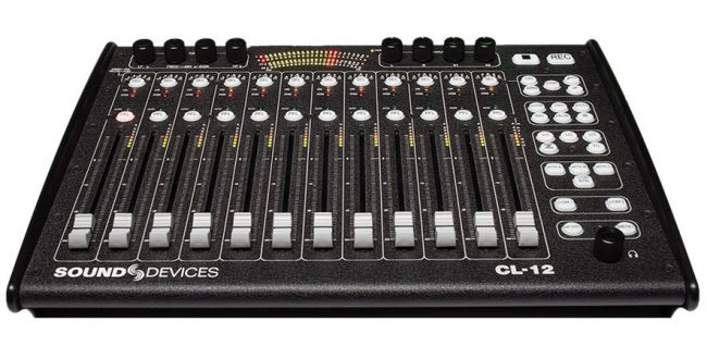 Sound Devices CL-12 fader controller