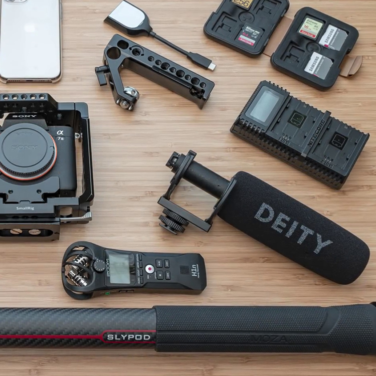 Best Camera Accessories for Content Creators in 2019