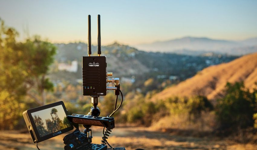 Teradek ACE 800 wireless video 1080p ace 500 SDI