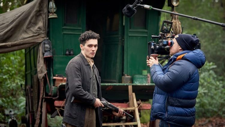 Cooke Optics Peaky Blinders RED Monstro 8K 4K Netflix