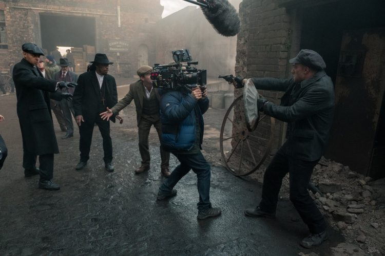 Cooke Optics Peaky Blinders season 5 anamorphic 40mm RED Monstro 8k netflix 4k