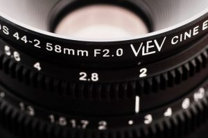 Helios 44-2 Cine Edition Iron Glass