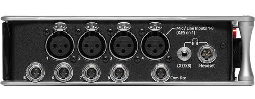 Sound Devices 888 left