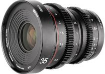 Meike Rolls Out New 35mm T/2.2 Cine Lens for Mirrorless Cameras