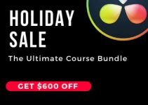 Holiday Sale! Get the Ulitmate Resolve 16 Course Bundle with $600 OFF