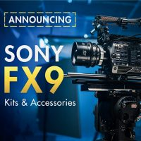 Sony FX9 Wooden Camera Kits Accessories