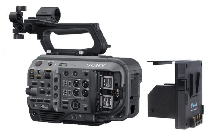 VLM-FX9 hawkwoods sony fx9 battery v mount v-lock